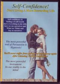Self-Confidence Hypnosis CDs